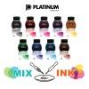 플래티넘 Mix Free 병잉크 60cc (9가지/색상선택)